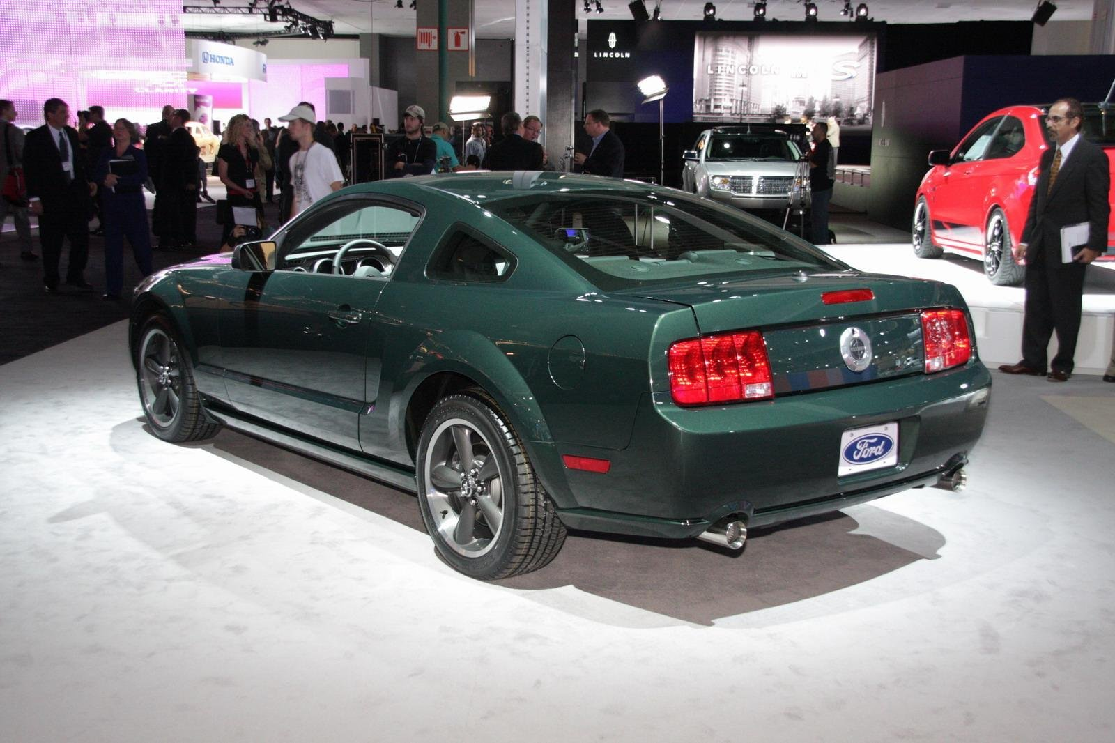 2008 ford mustang bullitt picture 215043 car review top speed. Black Bedroom Furniture Sets. Home Design Ideas