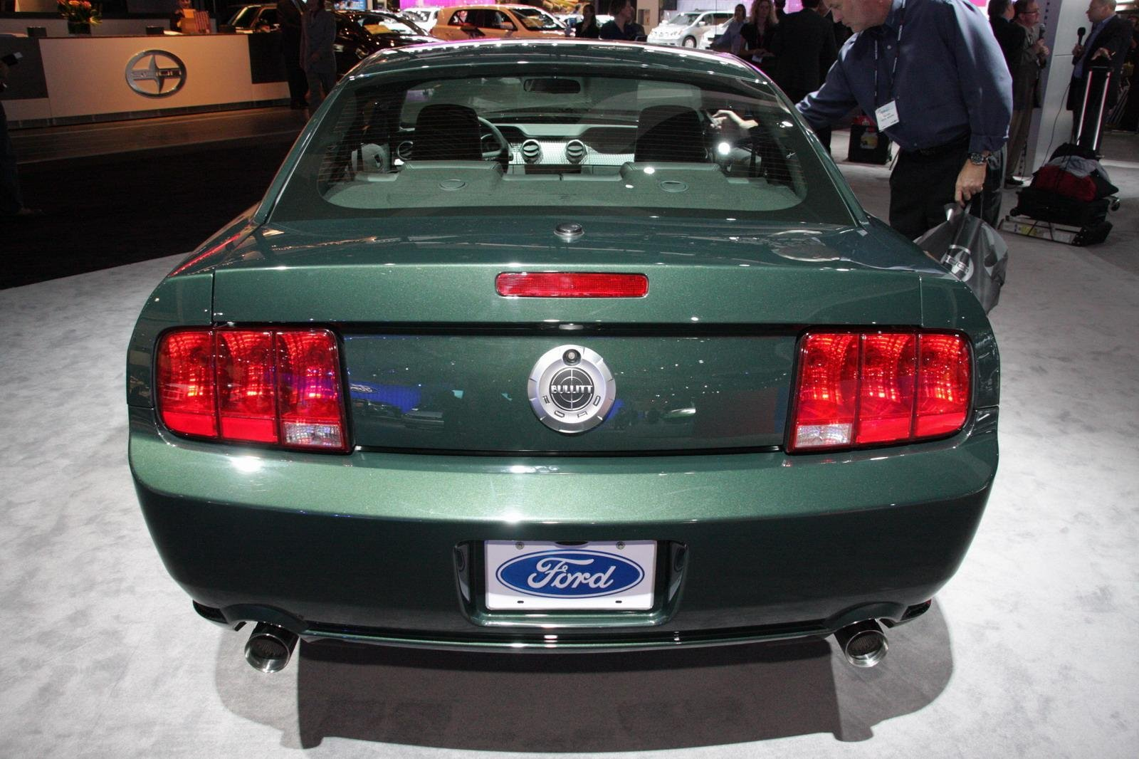 2008 ford mustang bullitt picture 215044 car review top speed. Black Bedroom Furniture Sets. Home Design Ideas