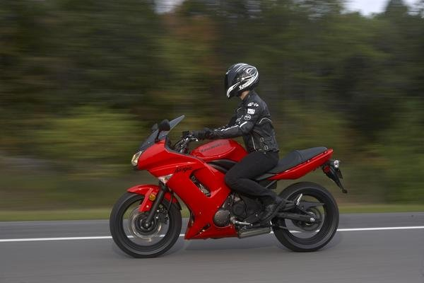 2008 Kawasaki Ninja 650r Motorcycle Review Top Speed