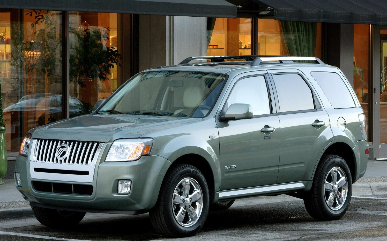 2008 Mercury Mariner VOGA Edition Review