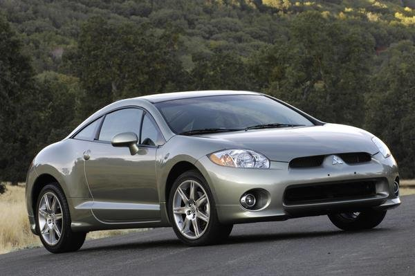2008 Mitsubishi Eclipse Review Top Speed