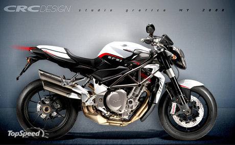 "mv agusta brutale 989 r. ""BRUTALE"" ATTRACTION."