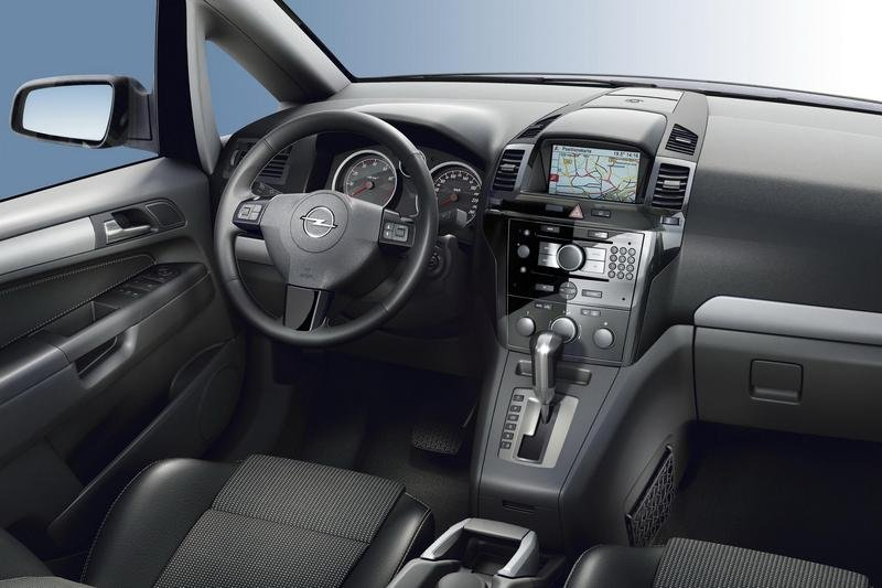 2008 Opel Zafira Review Top Speed