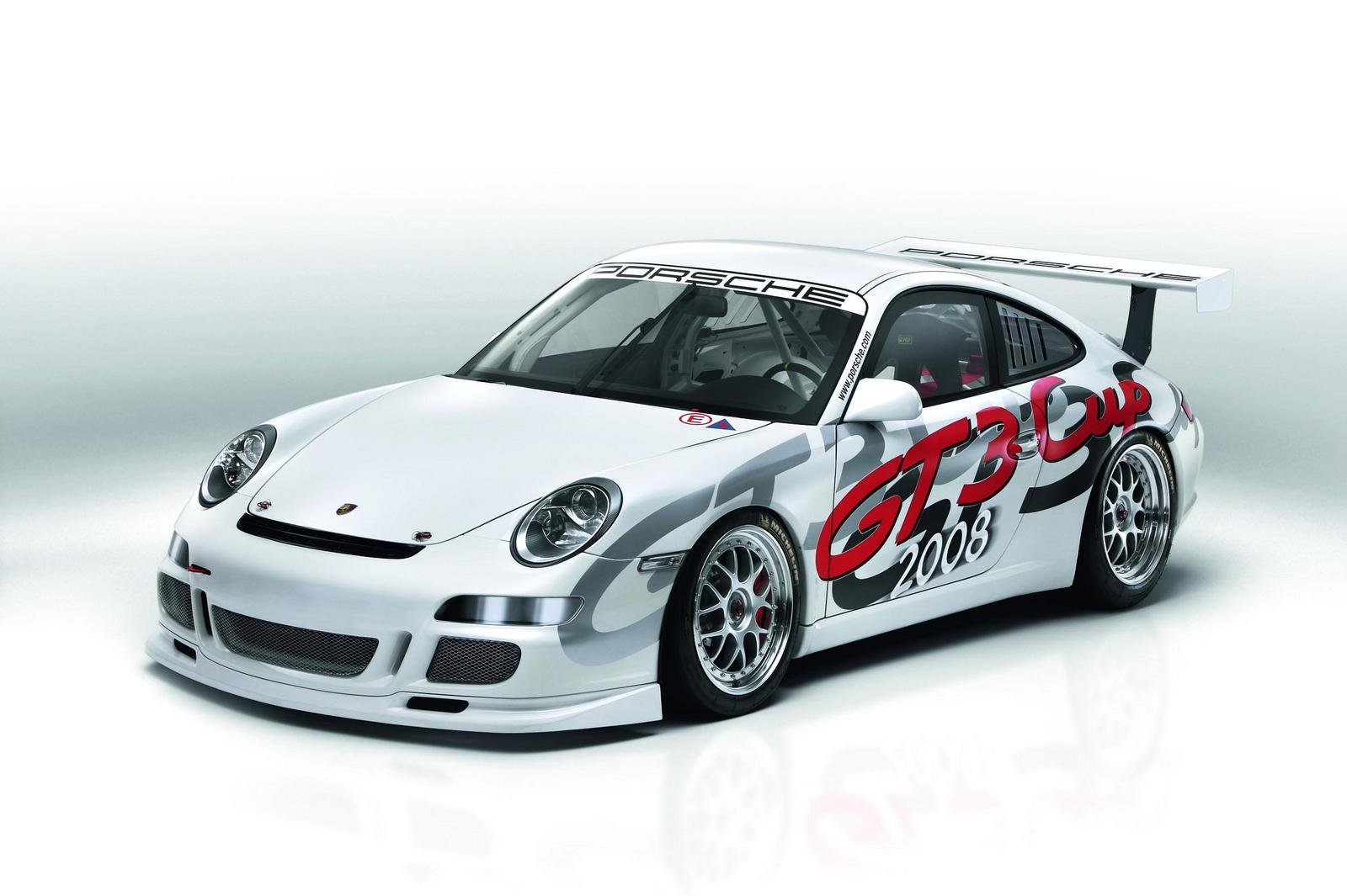 2008 Porsche 911 Gt3 Cup Review Top Speed