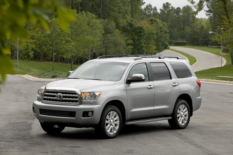 Toyota Sequoia Reviews Specs Prices Photos And Videos Top Speed
