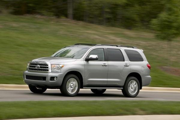 2008 toyota sequoia car review top speed. Black Bedroom Furniture Sets. Home Design Ideas