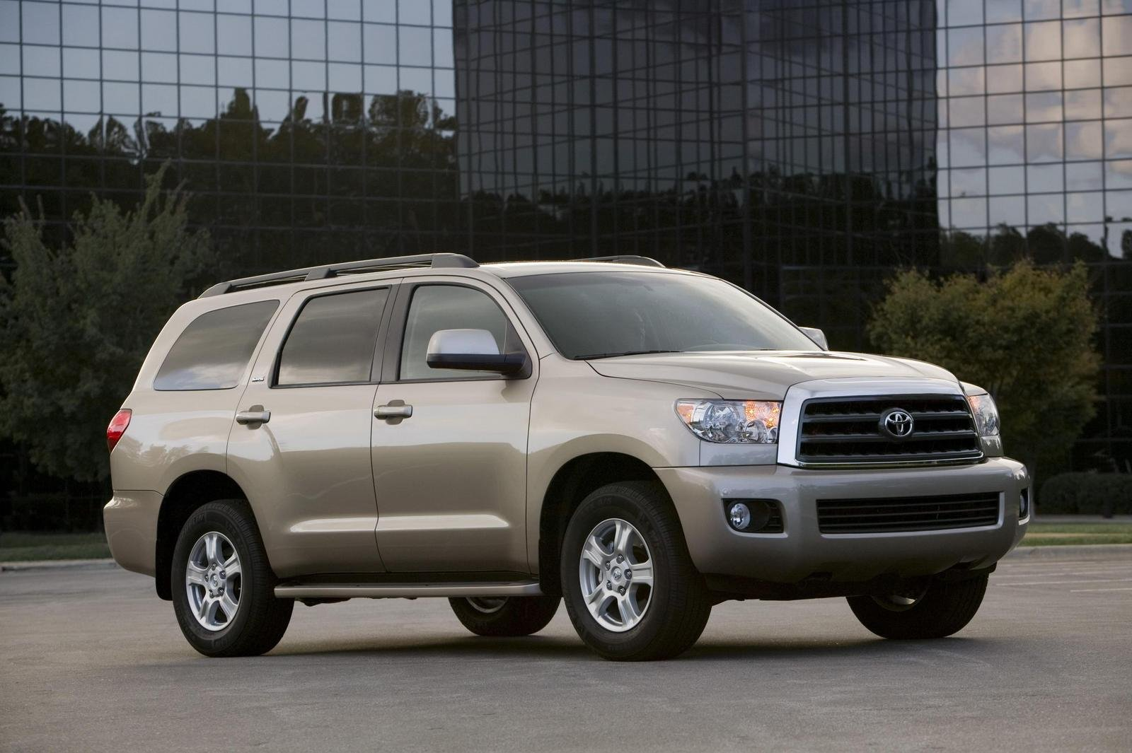 2008 toyota sequoia picture 213887 car review top speed. Black Bedroom Furniture Sets. Home Design Ideas