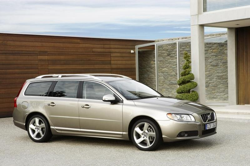 2008 Volvo V70 pricing announced