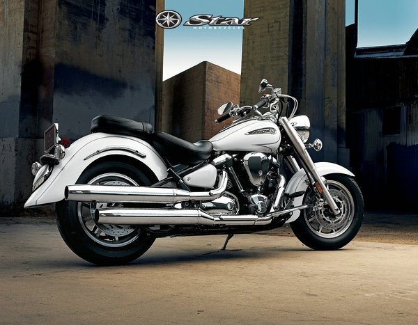 yamaha road star picture