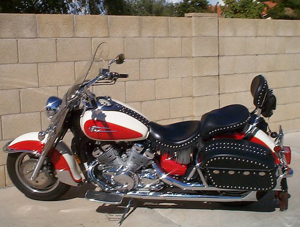 2008 yamaha royal star tour deluxe motorcycle review for Yamaha royal star motorcycle