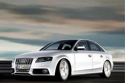 2009 Audi S4 to be launched at New York Auto Show