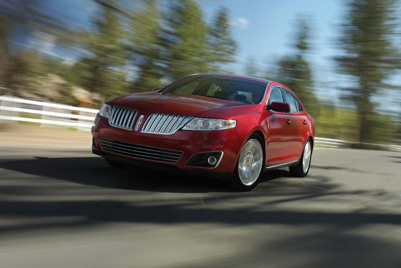 2009 Lincoln MKS priced below $38,000