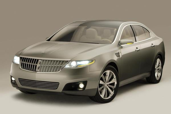 2009 lincoln mks to be unveiled at la auto show picture