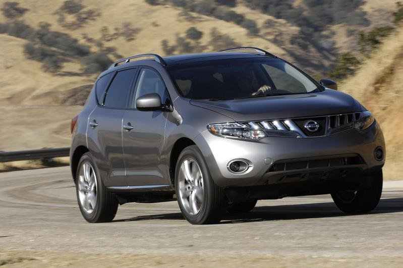 2009 Nissan Murano Review Top Speed