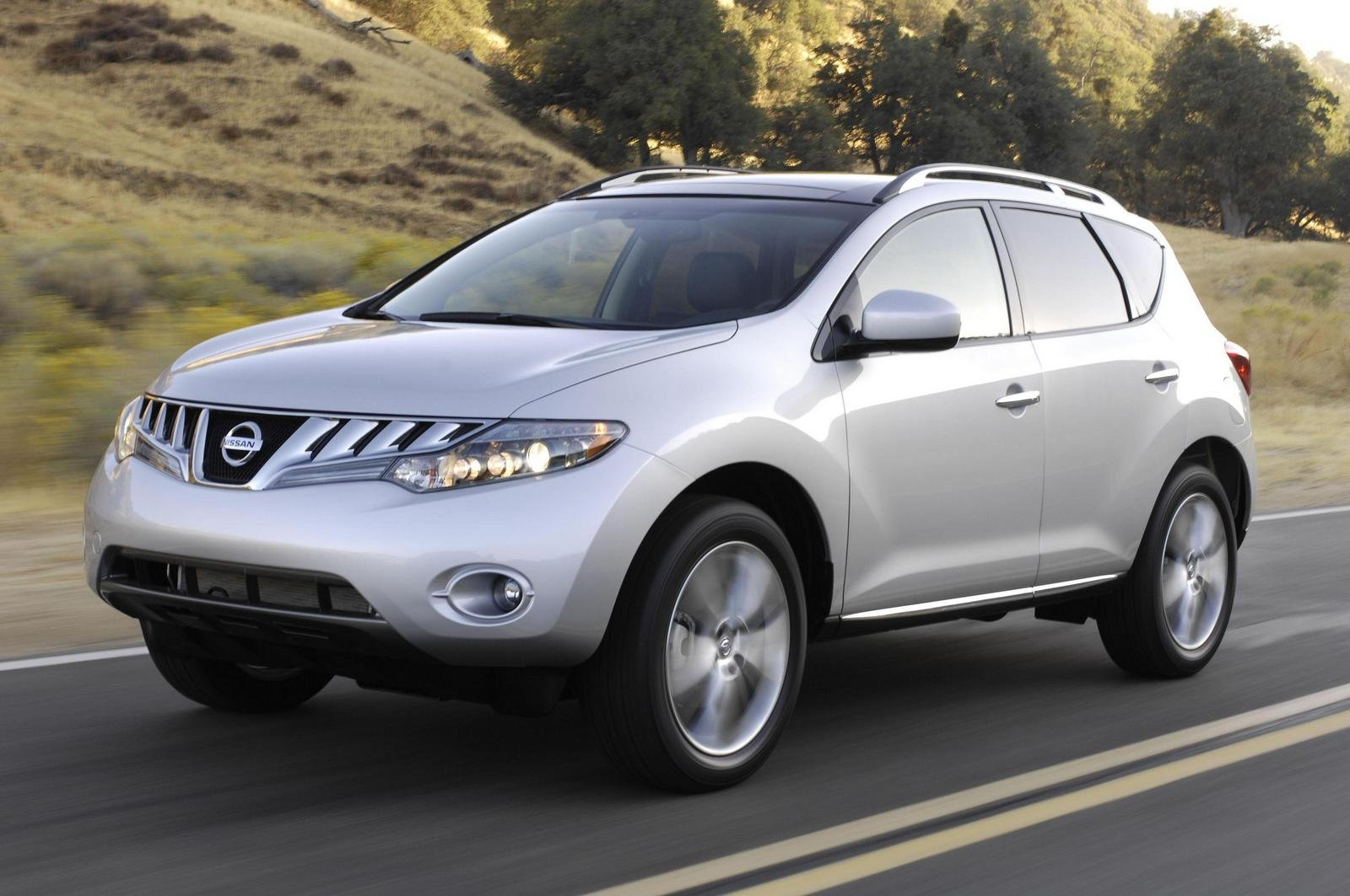 2009 nissan murano review gallery top speed. Black Bedroom Furniture Sets. Home Design Ideas