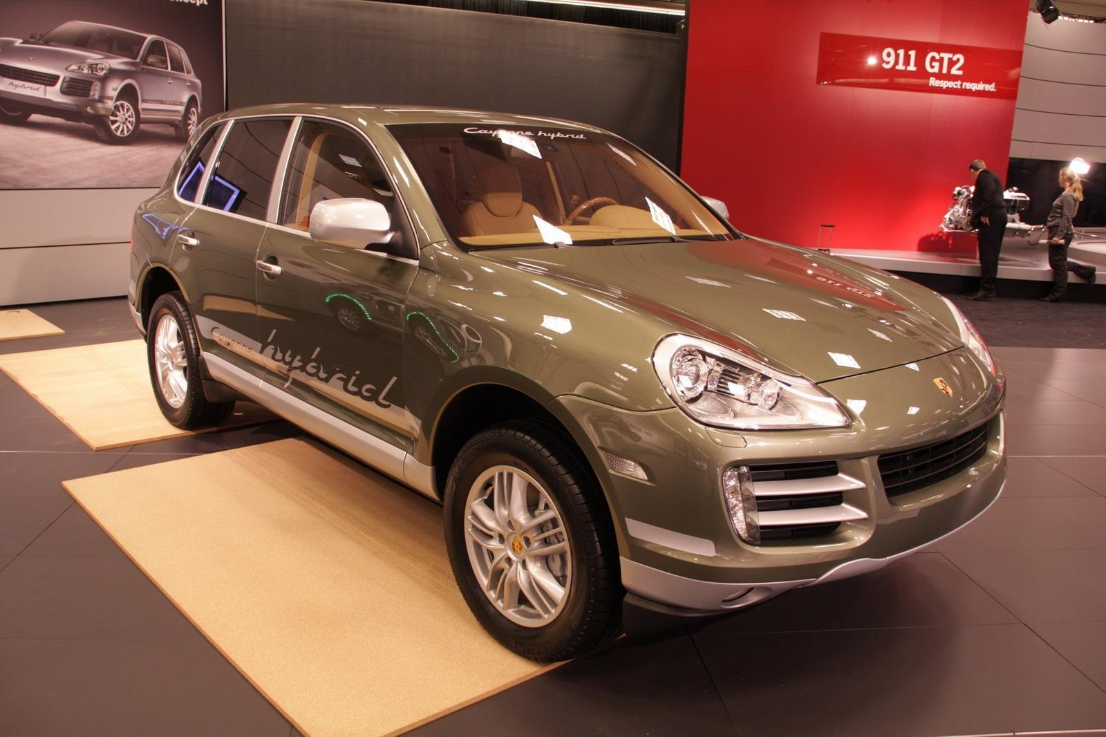2009 porsche cayenne hybrid review top speed. Black Bedroom Furniture Sets. Home Design Ideas