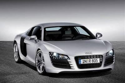 Audi R8 - Fifth Gear Car of the Year