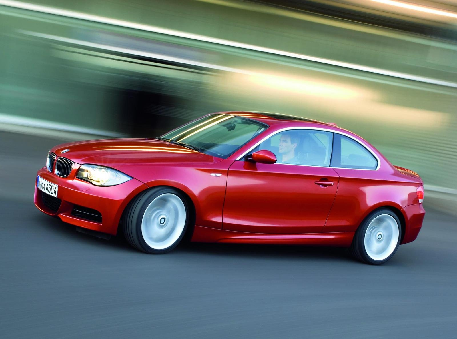 bmw 1 series coupe makes us debut pricing announced news. Black Bedroom Furniture Sets. Home Design Ideas