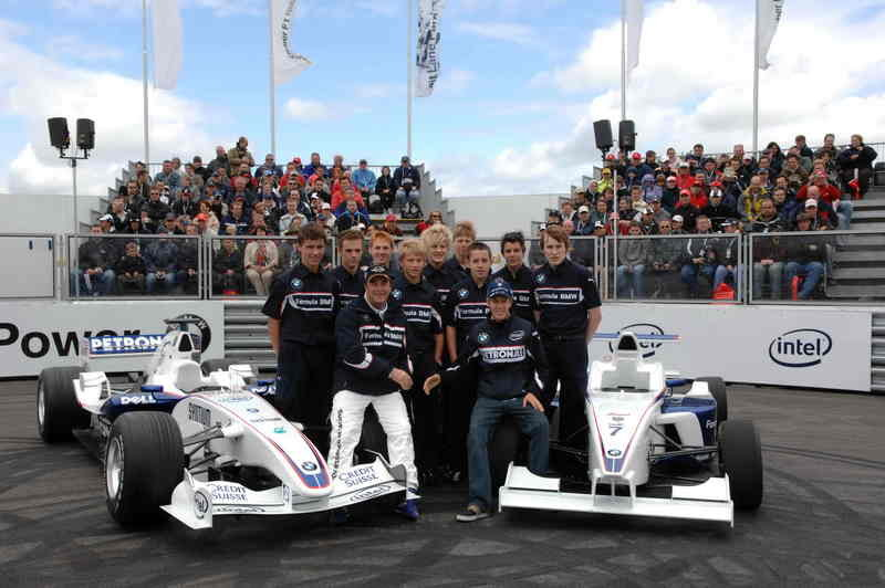 BMW Sauber F1 Team will have a new promotional supplier: Sika
