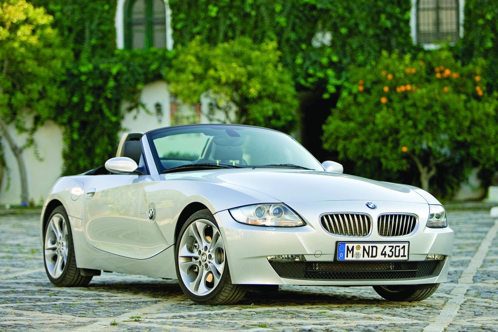 Bmw Z4 And Z4 M Coupe And Roadster Pricing Announced