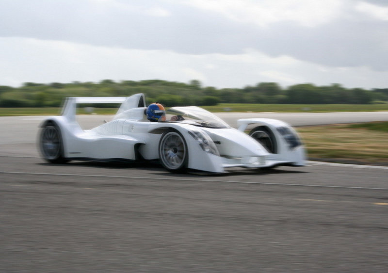 Caparo T1 breaks Top Gear's lap record