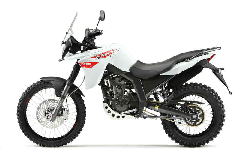 Derbi presented new exciting models at EICMA