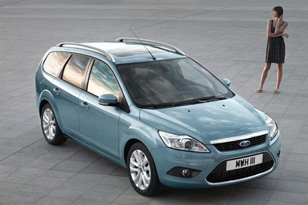 2007 Ford Focus Wagon Review - Top Speed