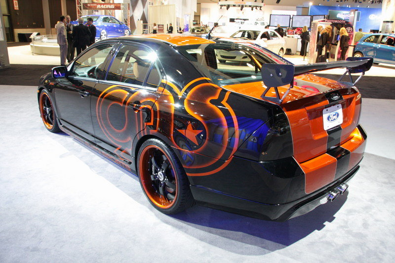 2007 Ford Fusion by Galpin Auto Sport