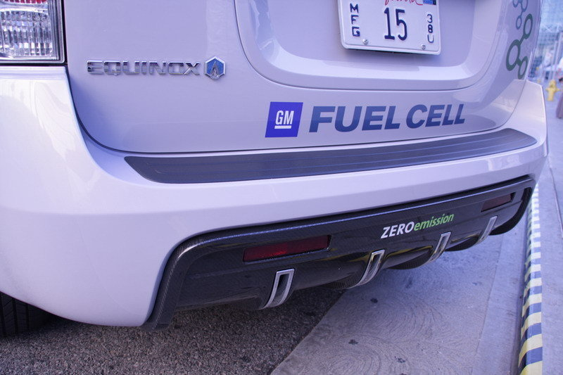 GM Hydrogen Fuel cell program: Project Driveway