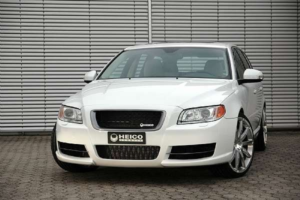 2007 volvo v70 hs7 by heico review top speed. Black Bedroom Furniture Sets. Home Design Ideas