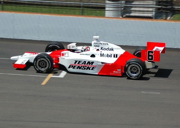 hornish will drive third car for penske racing in 2008 picture