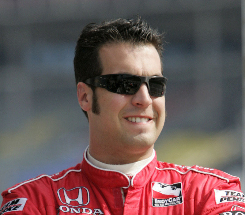 Hornish will drive third car for Penske Racing in 2008