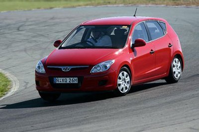 Hyundai i30 - Australian Car of the Year