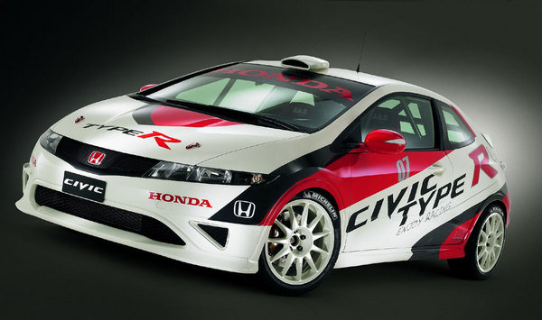 2007 honda civic type r r3 by jas car review top speed. Black Bedroom Furniture Sets. Home Design Ideas