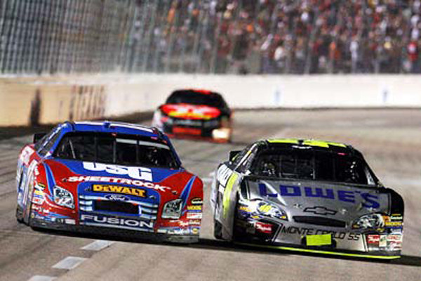2.Jimmie Johnson