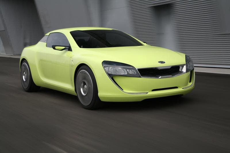 Kia Kee Concept crashed on its way to LA Auto Show