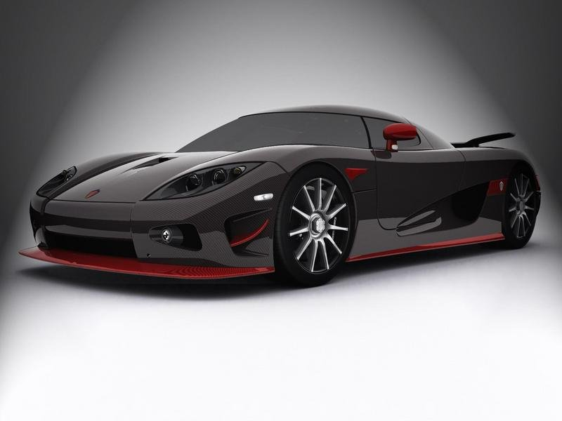 2007 Koenigsegg CCX and CCXR Limited Editions