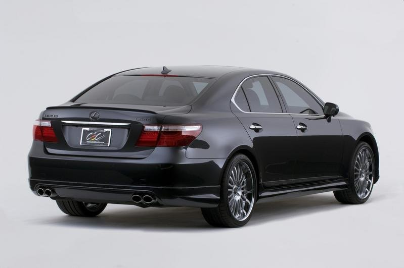2007 lexus ls 460 by cec wheels review top speed. Black Bedroom Furniture Sets. Home Design Ideas
