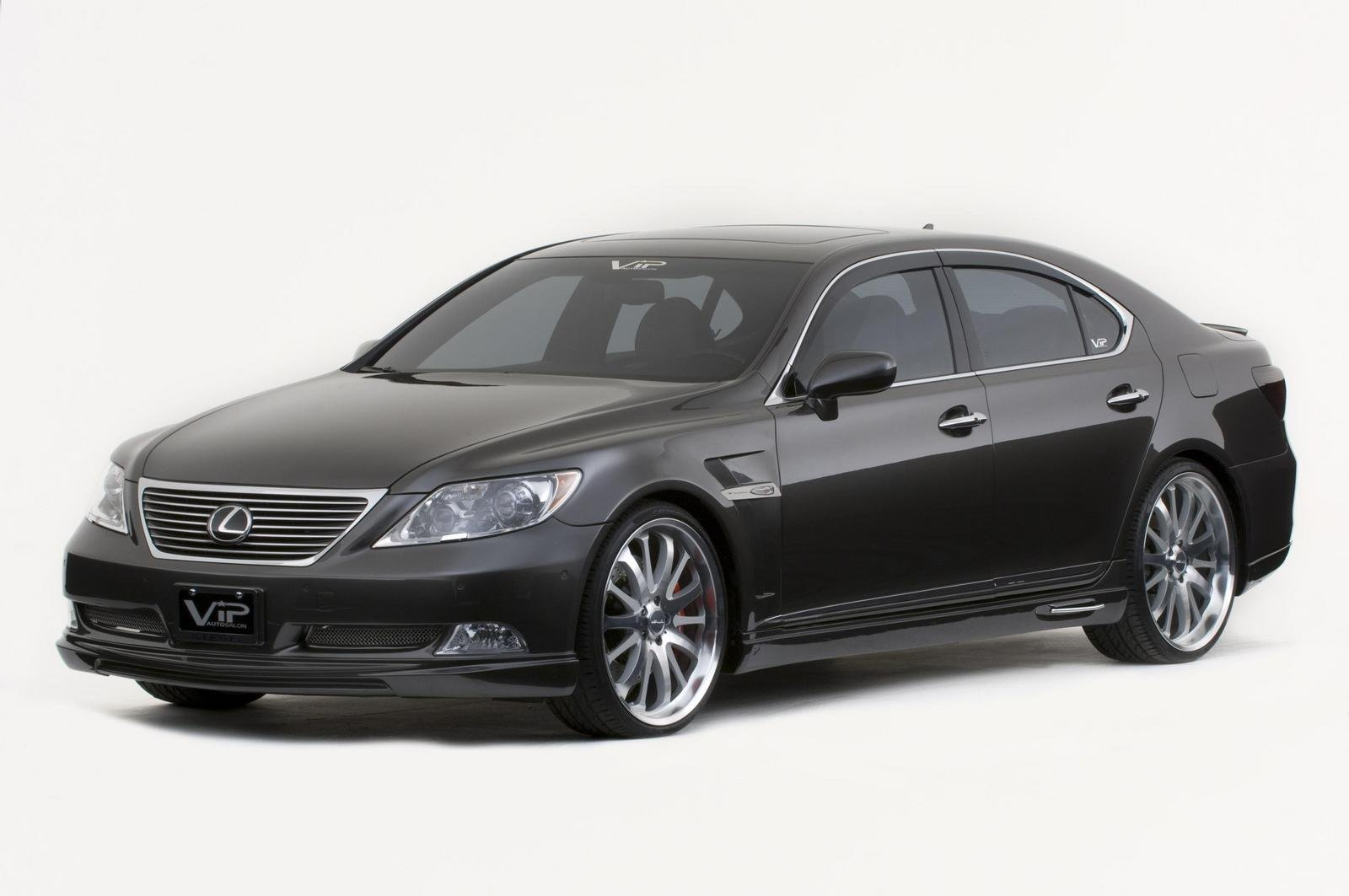 2007 lexus ls 460 by vip auto salon review gallery top speed. Black Bedroom Furniture Sets. Home Design Ideas