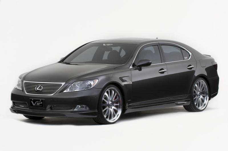 2007 Lexus LS 460 by VIP Auto Salon