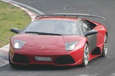 Lighter Murcielago coming in 2008