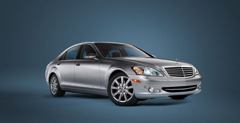 Mercedes R and S-Class - the best cars of 2007