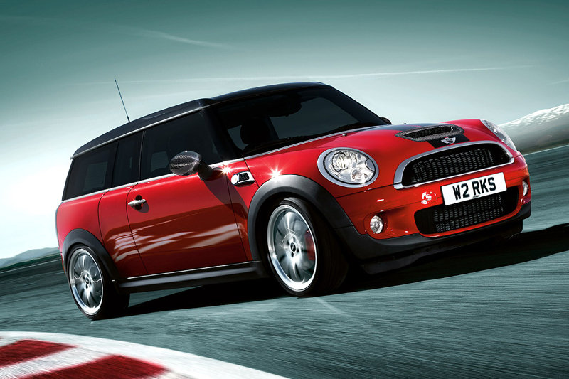 mini clubman news and reviews top speed. Black Bedroom Furniture Sets. Home Design Ideas
