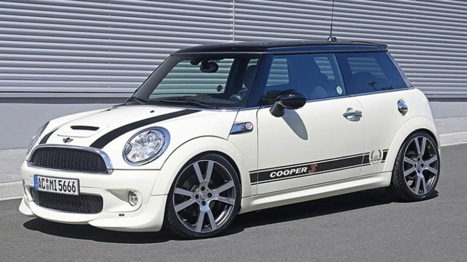 Mini Cooper S By Ac Schnitzer Review Top Speed