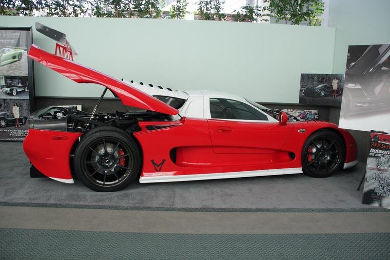 Mosler MT900S at Los Angeles Auto Show