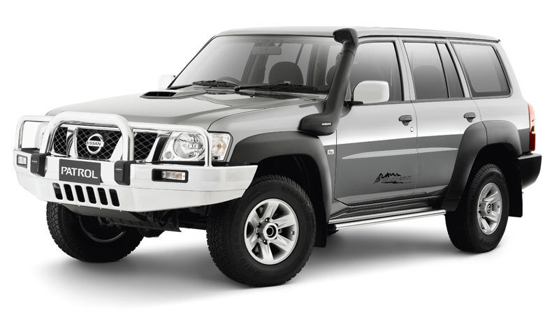 2007 Nissan Patrol DX Walkabout