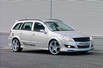 Opel Astra H Facelift by Steinmetz