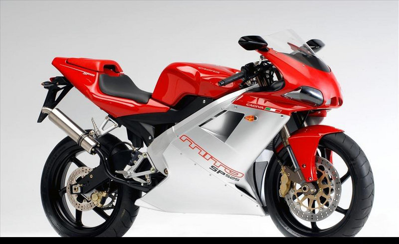The new Cagiva Mito is coming