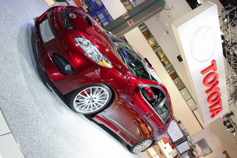 2007 Toyota Matrix Rally Sport Concept