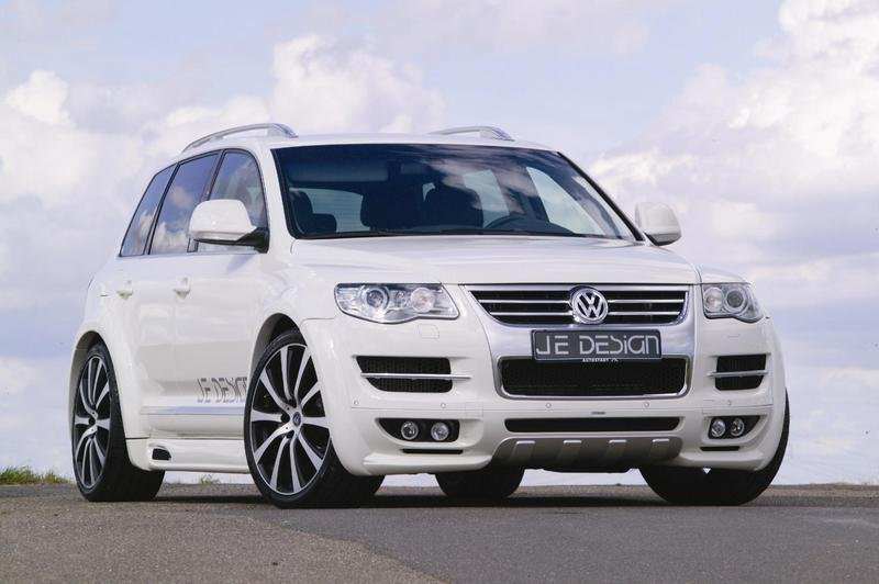 "Volkswagen Touareg ""Wide Body"" by JeDesign"
